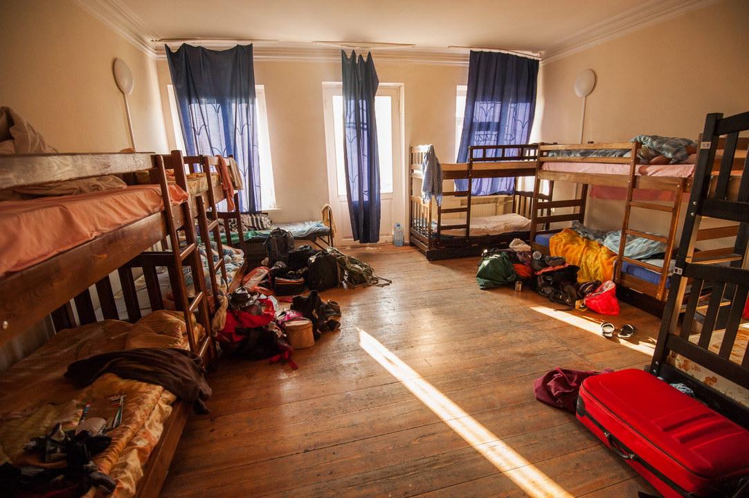 Проживание в общежитии вахтой