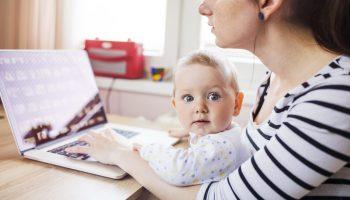 Как я работала в интернете. Реальная история от мамочки в декрете, которая искала и нашла хорошую прибавку