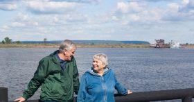Не могу назвать жизнь на пенсии «выживанием» именно благодаря детям и их заботе – история семьи пенсионеров ЛенОбласти