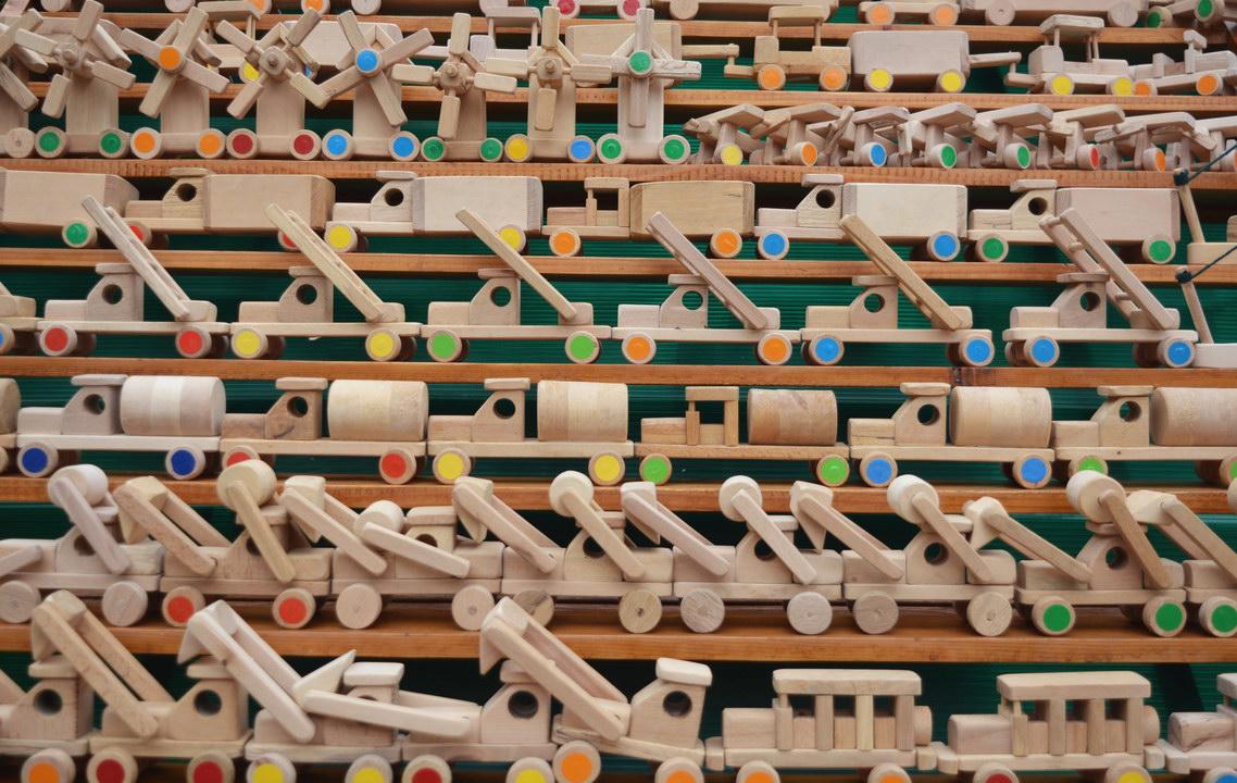Деревянные игрушки