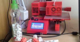 «Бизнес на мелочах» — реальная бизнес идея от пенсионера, освоившего 3D печать