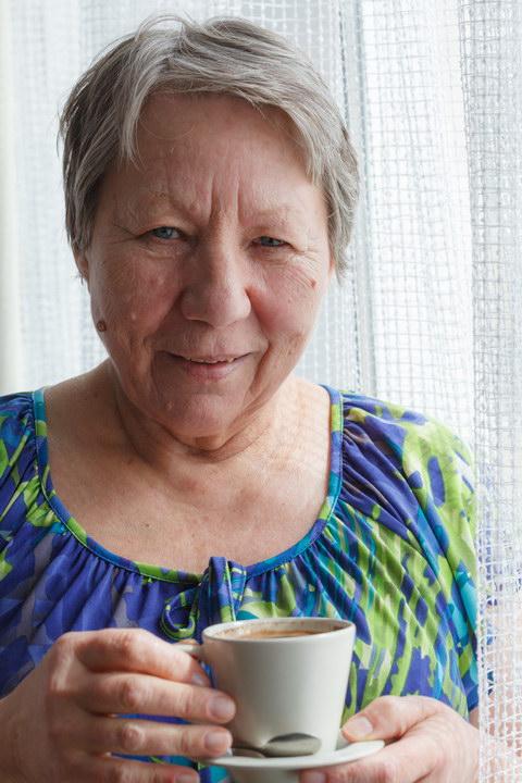 «Вот так и выживаем тут…» –история пенсионерки из Украины