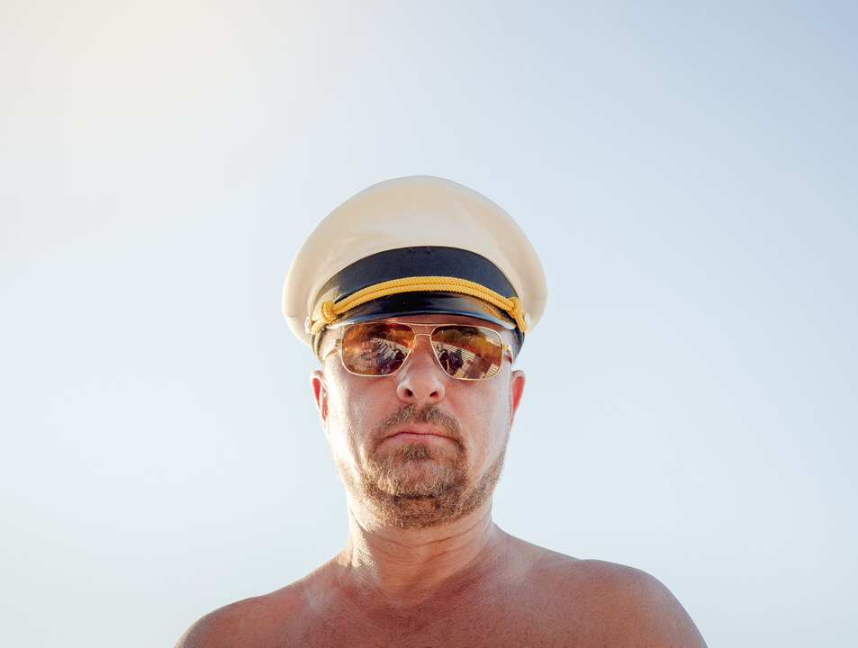 Начало моей морской карьеры