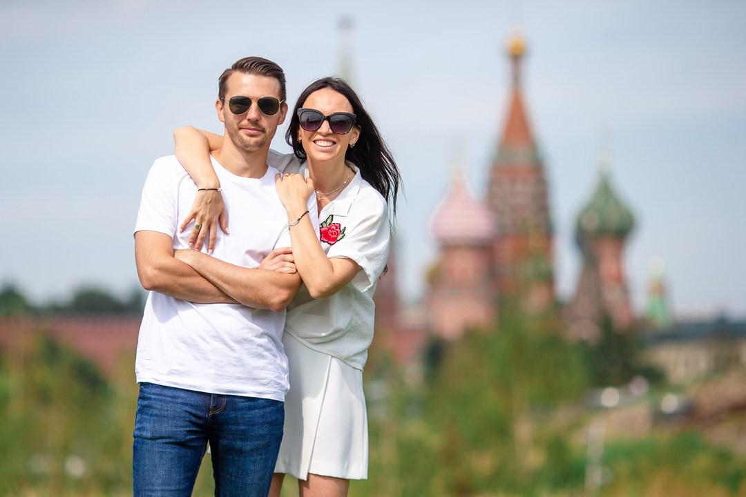 Расскажу, как мы живём в Москве